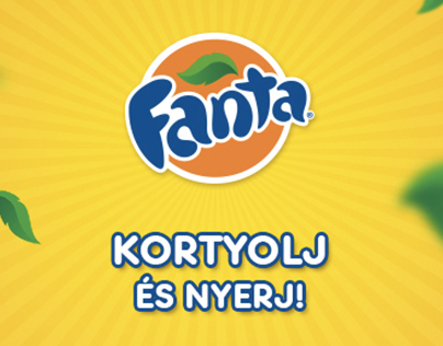 Fanta Summer Promotion 2013 Hungary