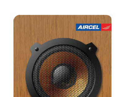 Aircel unlimited Music cards