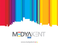 MEDYAKENT - corporate identity