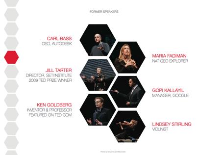 TEDxBerkeley Sponsorship Deck