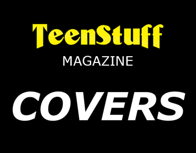 Teenstuff Mag. Covers