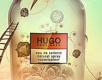 Hugo Boss: Desert Mirracle