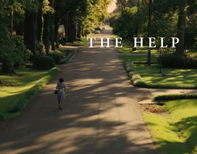 THE HELP - Main On End Title Sequence