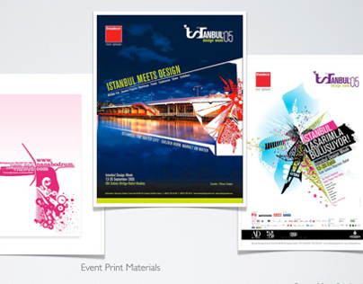 Promotinal Material - Event Poster, Flyer