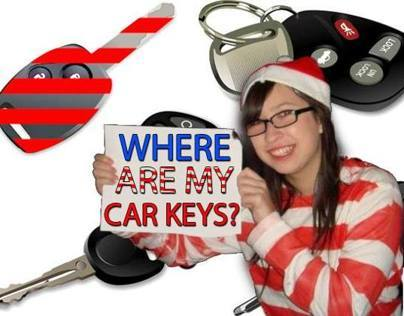 Where Are My Car Keys?