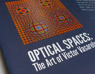 Exhibition Catalog Victor Vasarely