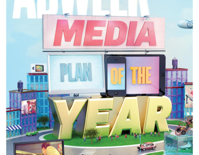 ADWEEK COVER: Media Plan Of The Year