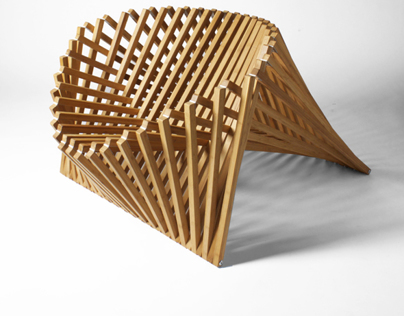 Rising Chair by Robert van Embricqs