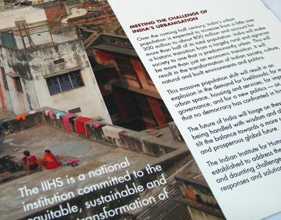 Indian Institute of Human Settlements (IIHS)