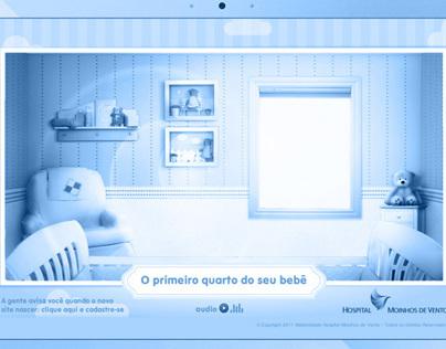 Teaser Maternidade // Hospital Moinhos de Vento