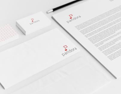 Pandora Rebranding