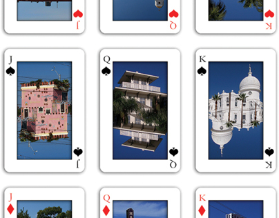 Card of Houses