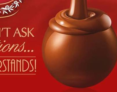 Lindt India - Social Media Creatives