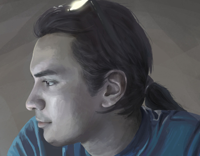 Photostudy - Portrait of Moh