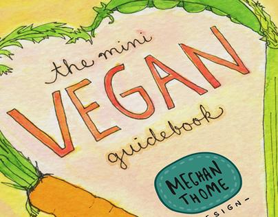 The Mini Vegan Guidebook