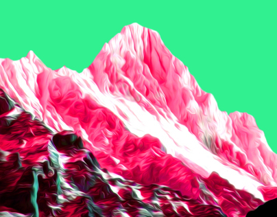 Dreaming mountains