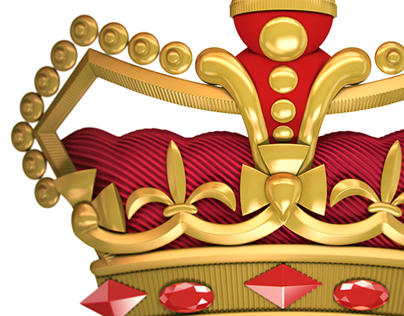 A. Le Coq Crest Crown 3D