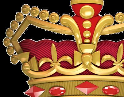 A. Le Coq Crest Crown 3D