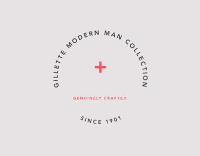 Gillette - The Modern Man Collection