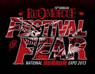 Festival of Fear Tshirt