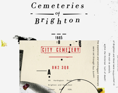 Cemeteries of Brighton