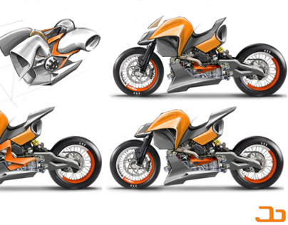 Old Bike Concepts