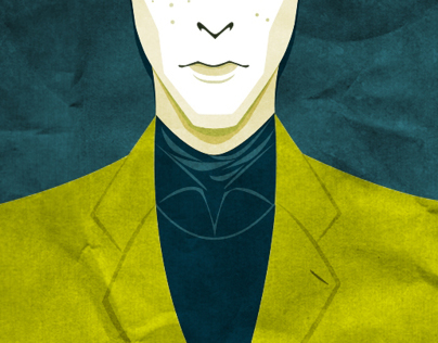 Experiment: Menswear Illustration