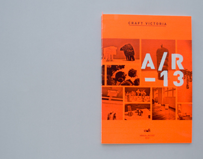 Craft; Annual Report