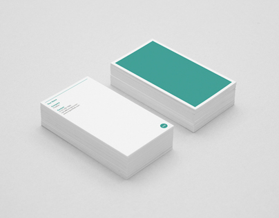 15 Minimal Business Card Design Templates
