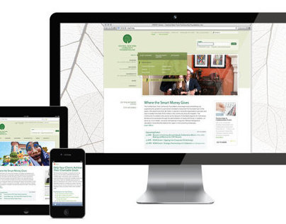 CNYCF Website Design