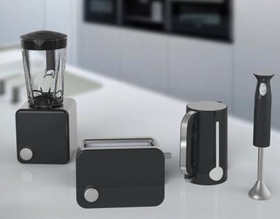 Kitchenware Products for Happy Design Studio