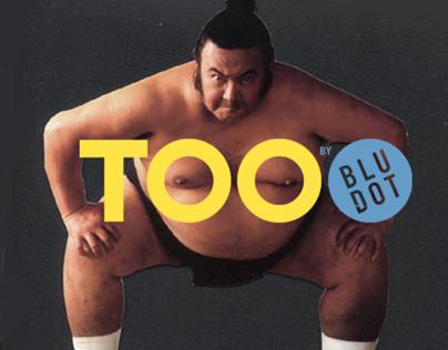 TOO by Blu Dot Logo
