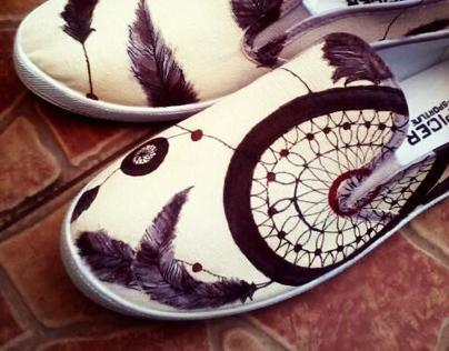 Dreamcatcher Shoes