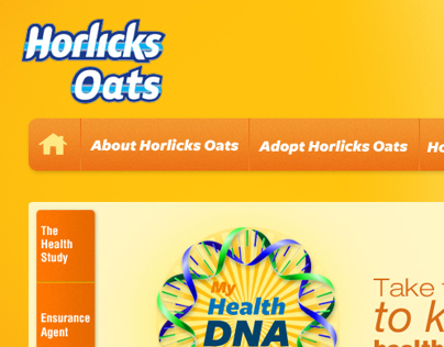 Horlicks project (office work)