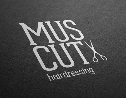 MUS/CUT Branding