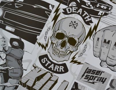 DEATH STARR CLUB