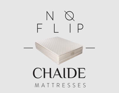 Chaide - No flip matresses