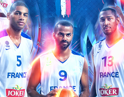 Basketball I Team France
