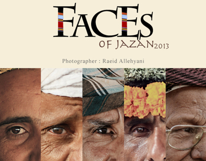 Faces Of Jazan 2013