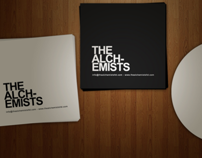 The Alchemists | Branding & Website