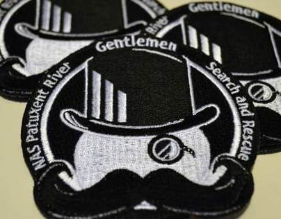 Gentlemen Patch