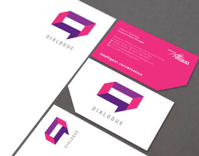 Dialogue branding & web design