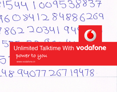 Value Of Pi ( Unlimited Talk Time By Vodafone)