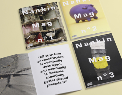 Nankin Magazines