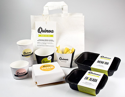 Quinoa Take Away