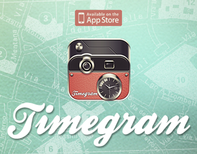 Timegram / Iphone App (free)