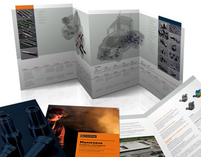 Maxiforja Forging & Machining Catalog