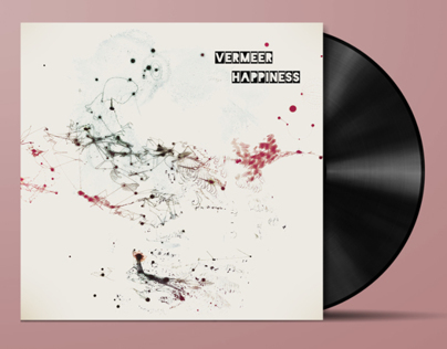 Vermeer - Happiness LP