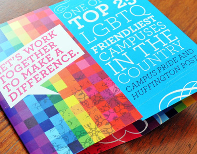 UIC Gender and Sexuality Center // BROCHURE