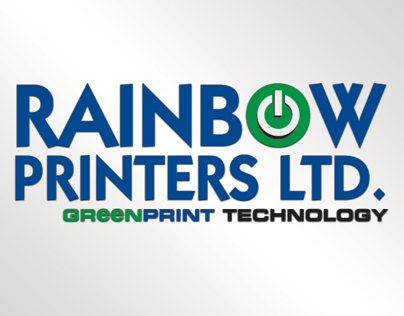 Rainbow Printers Ltd. Website (rainbowprinters.ca)